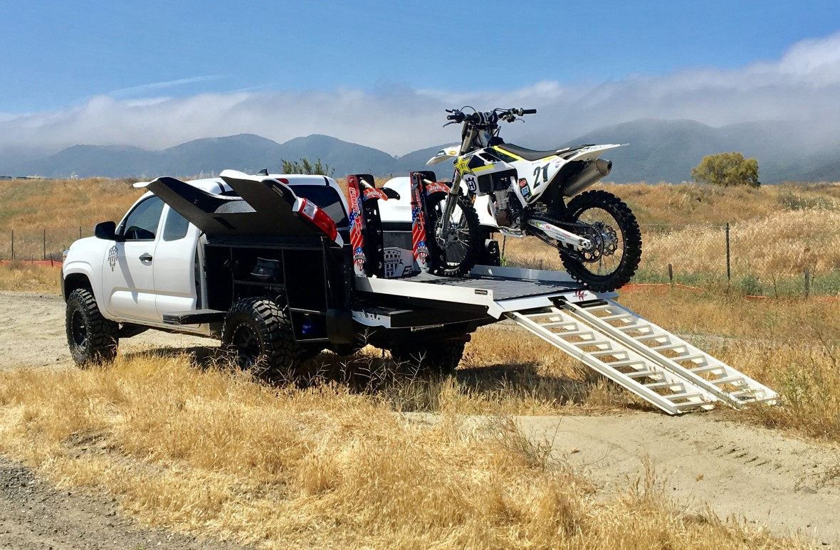 Monster Energy Supercross Toyota Tacoma ⋆ Warfighter Made